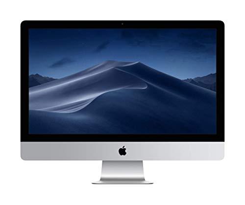 Apple iMac (27 pouces avec écran Retina 5K: Processeur Intel Core i5 hexacœur de 8e génération à 3,1 GHz,1 To) (Dernier Modèle)