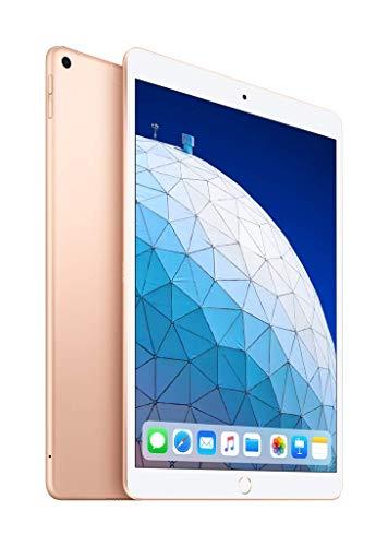 Apple iPad Air (10,5 pouces,Wi-Fi + Cellular,256 Go) - Or
