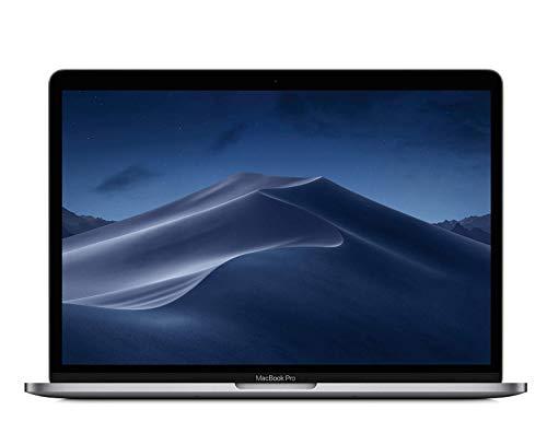 """Apple MacBook Pro 2019 (13"""" Retina Display,Touch Bar,Intel Core i5 quadricœur à 1,4 GHz, 8Go RAM, 128Go SSD, Gris sidéral, Dernier Modéle)"""