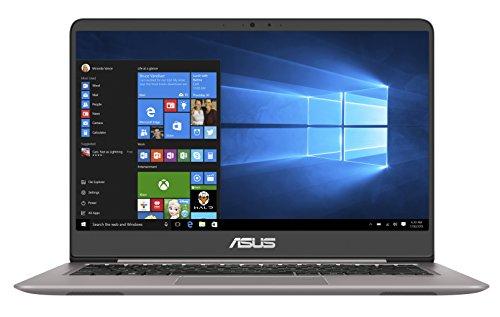 """ASUS ZenBook 14 UX410UA-GV410T PC Portable 14"""" FHD (Core i7, 256GB SSD, 8GB RAM, Clavier AZERTY Français)"""