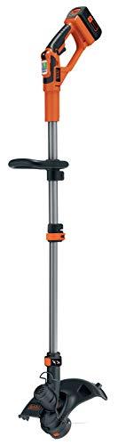 BLACK+DECKER GLC3630L20-QW Coupe-bordures sans fil 36V - 2 vitesses - 1 batterie