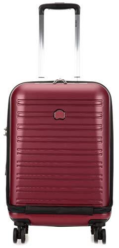 DELSEY PARIS SEGUR 2.0 Valise,55 cm,42,9 litres,Rouge (S ( 55 cm - 51,50 L))