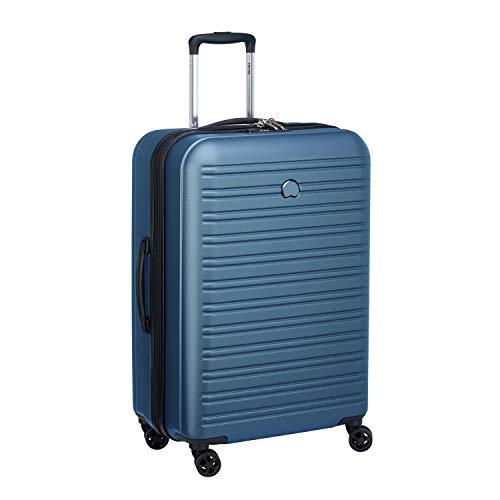 DELSEY PARIS SEGUR 2.0 Valise,70 cm,81,6 litres,Bleu (M ( 70 cm - 82 L ))