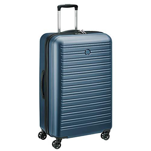 DELSEY PARIS SEGUR 2.0 Valise,78 cm,105 litres,Bleu (L ( 78 cm - 105 L))
