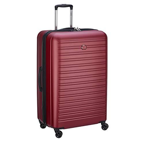 DELSEY PARIS SEGUR 2.0 Valise,81 cm,108,9 litres,Rouge (XL ( 81 cm - 109 L ))