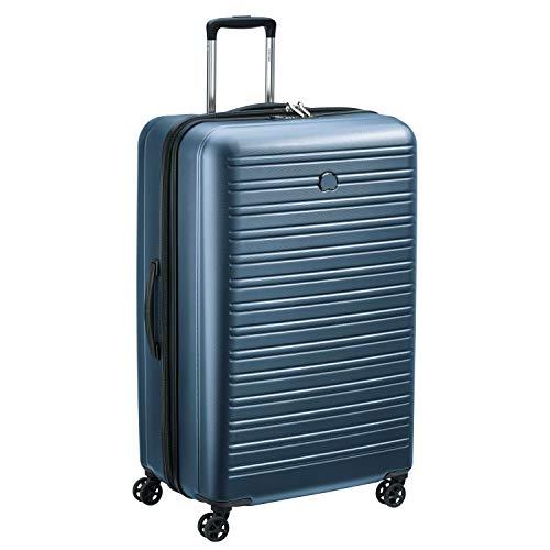 DELSEY PARIS SEGUR 2.0 Valise,81 cm,108,9 litres,Bleu (XL ( 81 cm - 109 L ))