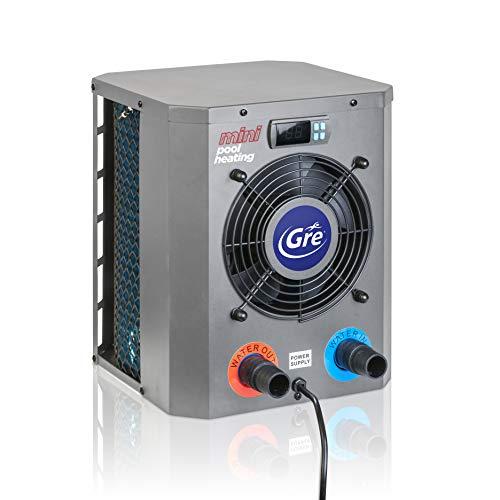 GRE HPM20 Mini pompe à chaleur pour piscine hors sol jusqu'à 20 m3