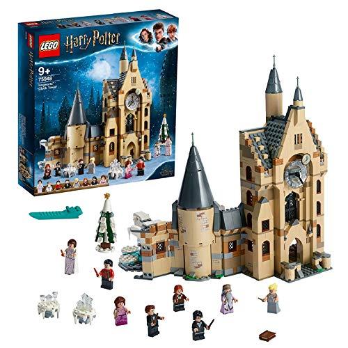 Lego Harry Potter: La tour de l'horloge de Poudlard (75948)