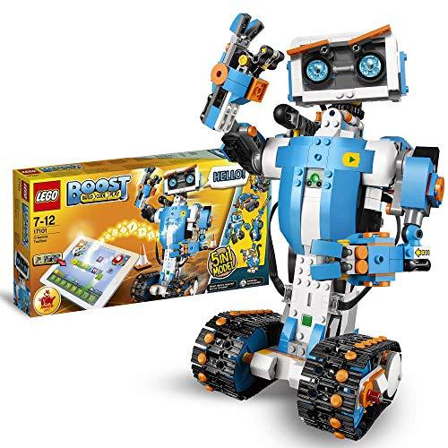 LEGO Boost - Mes premières constructions LEGO Boost (17101)