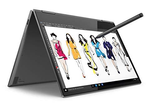 "Lenovo YOGA 730-13IWL Ordinateur Portable Tactile 13"" + Stylet (YOGA730, Core i7, RAM 8Go, SSD 512Go)"