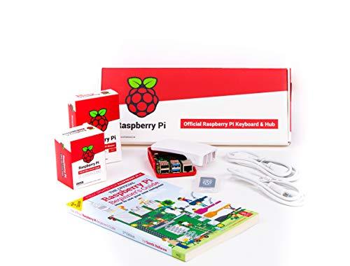 Raspberry Pi 4 Desktop Kit 4 Go RAM (Clavier Italien)