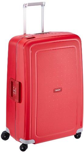Samsonite S'Cure - Spinner L Valise,75 cm,102 L,Rouge (Crimson Red)