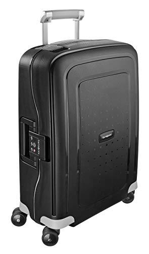 Samsonite S'Cure - Spinner S Bagage à main,55 cm,34 L,Noir (Black)