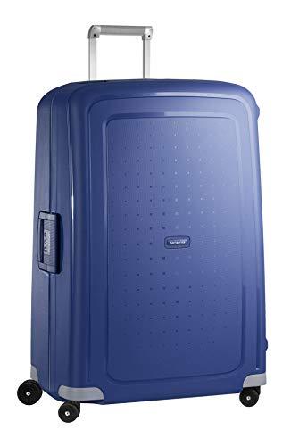 Samsonite S'Cure - Spinner XL Valise,81 cm,138 L,Bleu (Dark Blue)