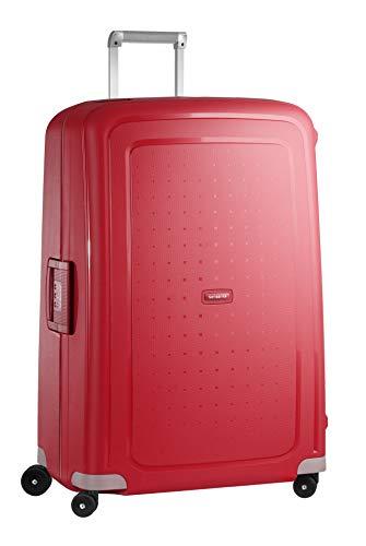 Samsonite S'Cure - Spinner XL Valise,81 cm,138 L,Rouge (Crimson Red)