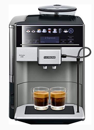 Siemens TE655203RW EQ.6 Plus s500 Machine à café Automatique