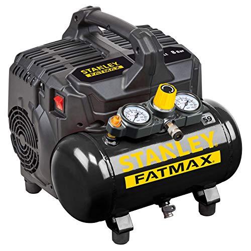 Stabily Fatmax 101/8/6SI DST 101/8/6 Compresseur d'air silencieux