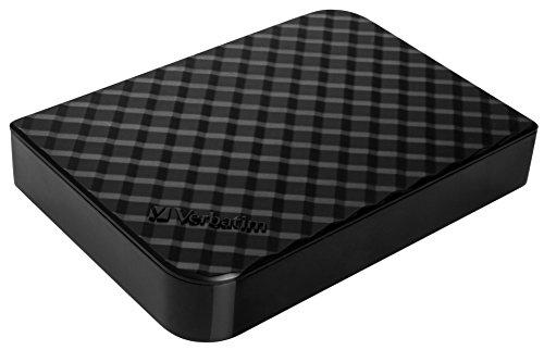 "Verbatim 47684 3TO Store 'n' Save 3.5"" USB 3.0 HDD de bureau (Gen 2) (3TB)"