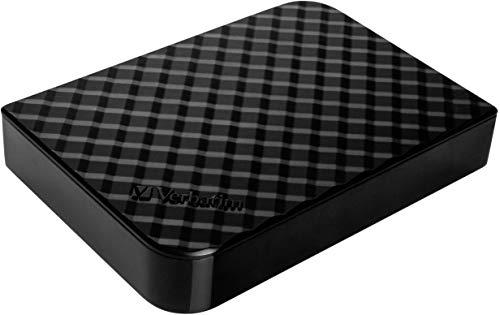 "Verbatim 47687 8TO Store 'n' Save 3.5"" USB 3.0 HDD de bureau (Gen 2) (8TB)"