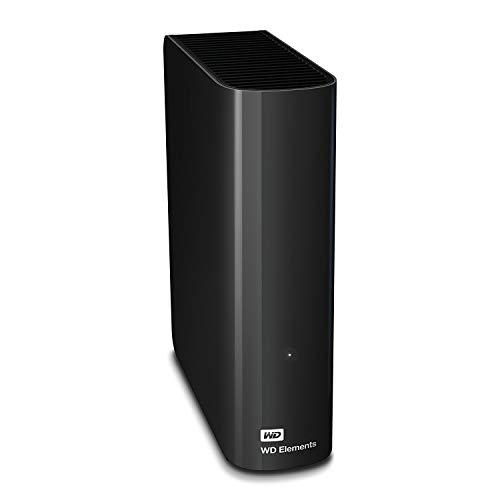 WD - WD Elements Desktop - Disque dur de bureau USB 3.0 - 2 To (2TB)